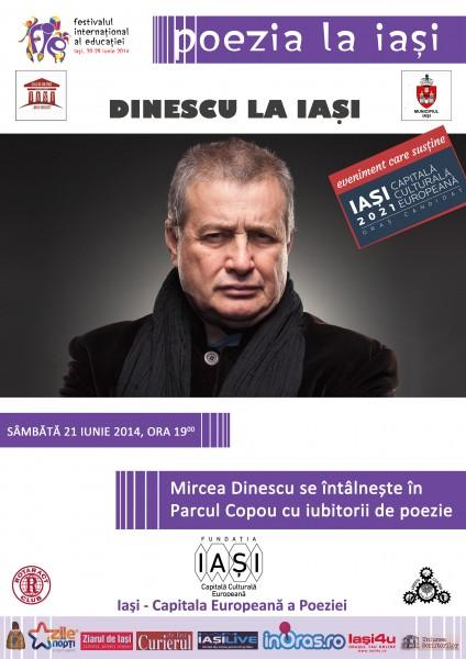 Afis Mircea Dinescu 3