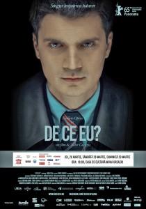 """""""De ce eu?"""" – proiecții speciale la Casa de Cultură """"Mihai Ursachi"""" din Iași"""