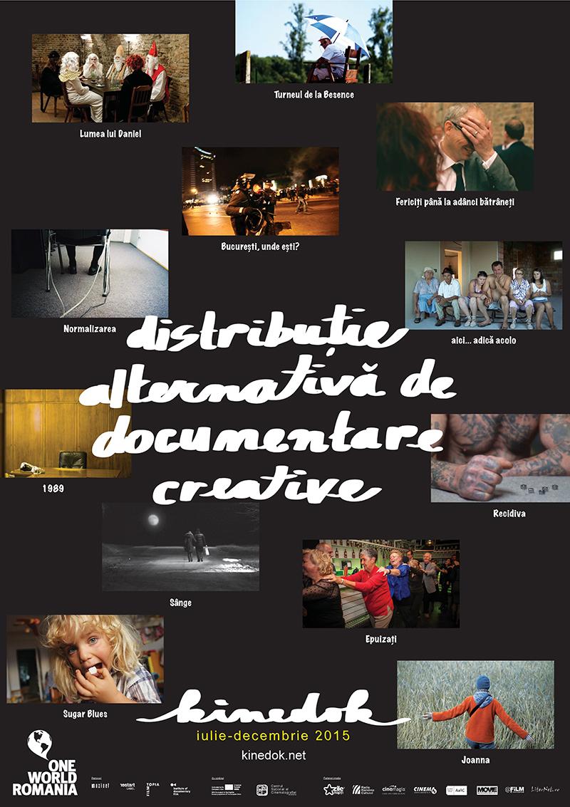 KineDok - Distribuţie alternativă de documentare creative