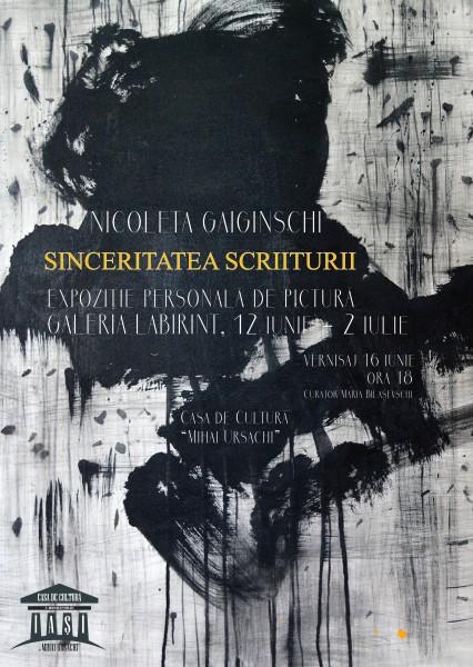 Nicoleta poster