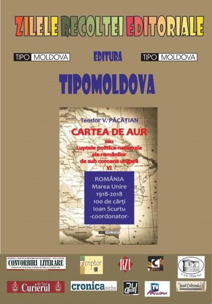 editura tipo moldova - debut
