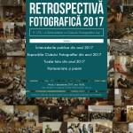 Retrospectiva fotografica 2017 - afis2