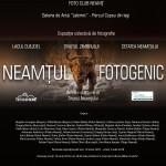 Afis expo Neamtul Fotogenic